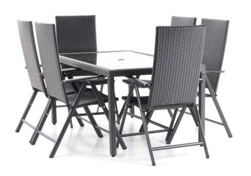 Luxusná stolová zostava VeGa VALENCIA set 6-A