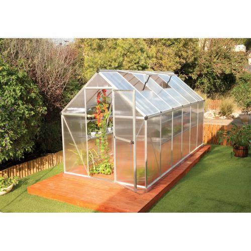 Polykarbonátový skleník Palram Multiline 6x12 701781