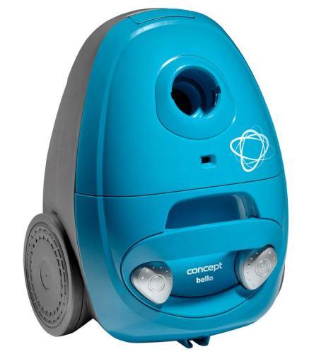 Modrý vysávač Concept Bello VP8352 - 700W