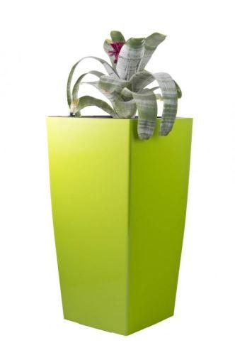 Samozavlažovací kvetináč G21 Linea zelený 76cm