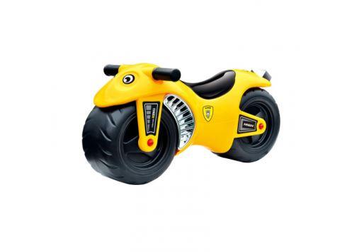 Motorka G21 BIKE žltá
