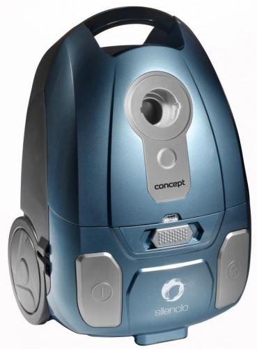 SILENCIO VP8250 vreckový ultra tichý vysávač 700 W