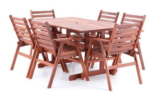 Luxusná stolová zostava VeGa Monroo 6