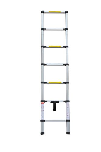 Teleskopický rebrík G21 GA-TZ7-2M hliníkový 6390381