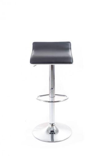 Barová stolička G21 Clora koženková black 60023089