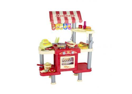 Hrací set G21 Detský obchod s rýchlym občerstvením