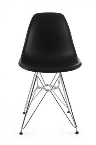 Dizajnová stolička G21 Teaser Black