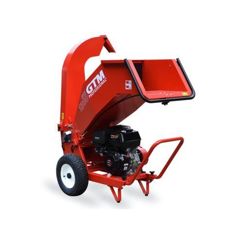 Benzínový drvič dreva GTM GTS 1300g