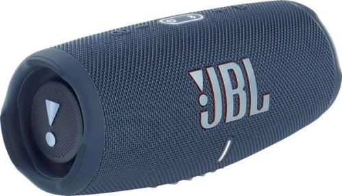 Prenosný vodeodolný reproduktor JBL Charge 5 Blue 6925281982095