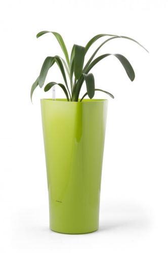 Samozavlažovací kvetináč G21 Trio zelený 56.5cm