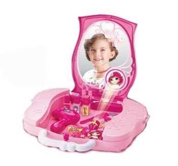 G21 690843 Hrací set Detský kozmetický kufrík s príslušenstvom