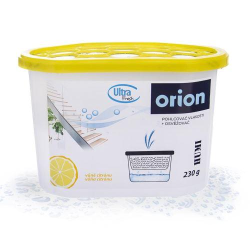 Pohlcovač vlhkosti+osviežovač vzduchu 450 citrón