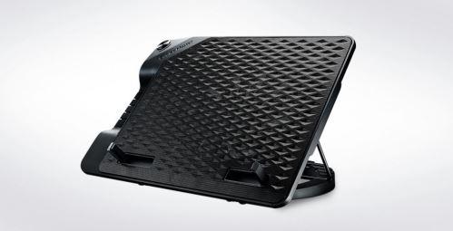 Cooler Master ErgoStand III, chladiaca podložka pod notebook, čierna CM0055
