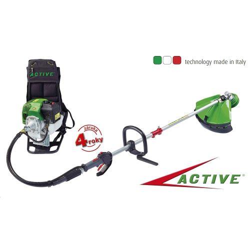 Benzínový chrbtový Krovinorez Active 4,0 Z
