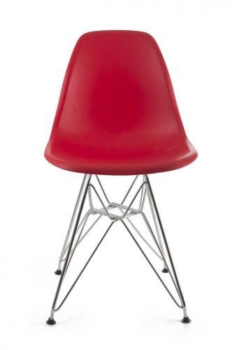 Dizajnová stolička G21 Teaser Red