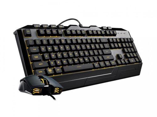Cooler Master Devastator III, herná sada klávesnice a myši, 7 farebných LED CM0062