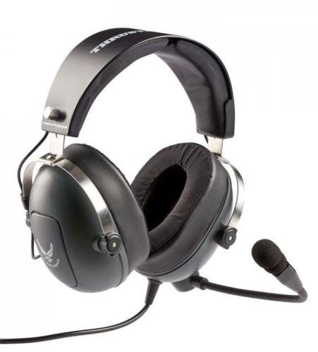 Herné slúchadlá s mikrofónom Thrustmaster T.FLIGHT US AIR FORCE edície (4060104)