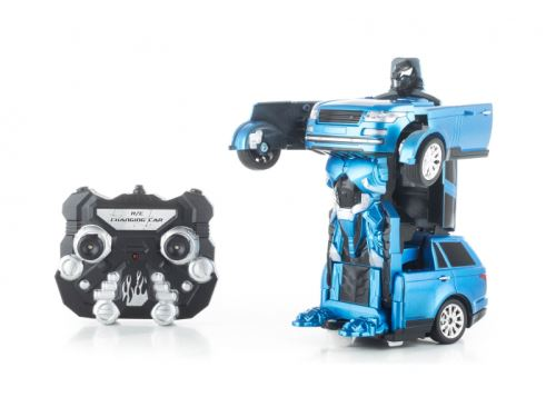 G21 690965 robotické auto R / C Blue Vader, modré