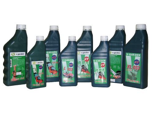 Olej pre 4-taktné motory záhradnej techniky Valar 10W30 0,6L