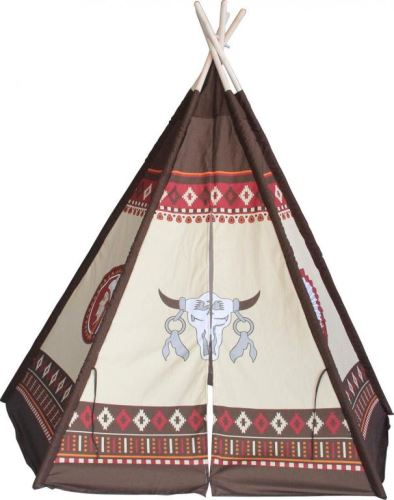 Stan G21 TEEPEE Tajemství prérie, indiánský vzor