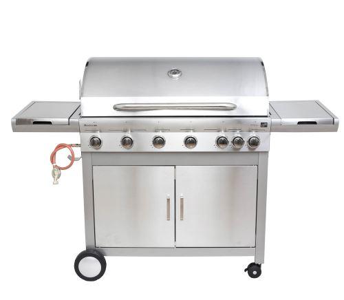 Moderný plynový gril G21 Mexico BBQ Premium line 7 horákov 6390306