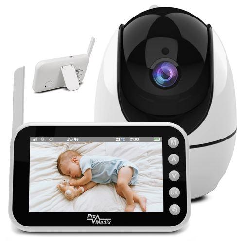Detská opatrovateľka ProMedix PR-805 s kamerou