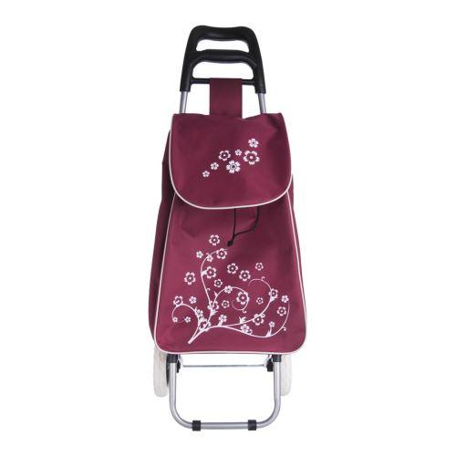 Orion taška nákupná na kolieskach polyesterové KVET 821365