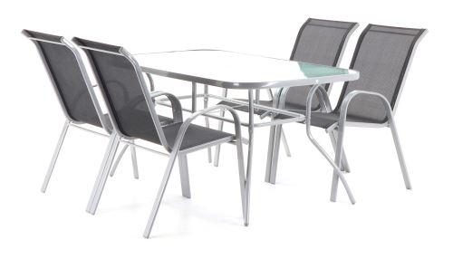 Luxusná záhradná stolová zostava VEGAS PATRICIA SET 4