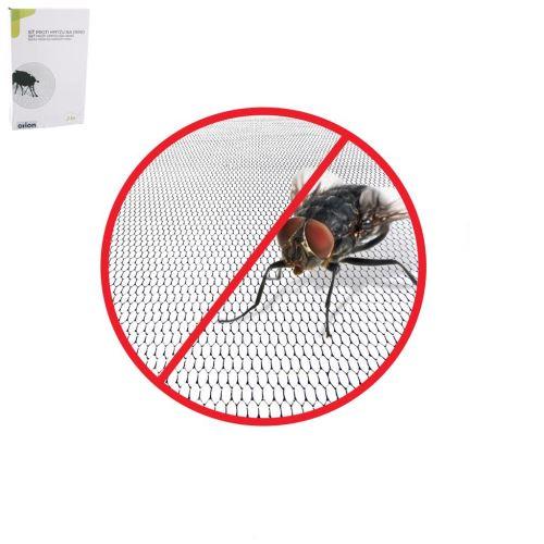 Sieť proti hmyzu okno 2x 130x150 cm
