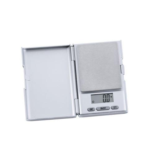 Váha vrecková 500 g/ 11,3x8x1,5cm