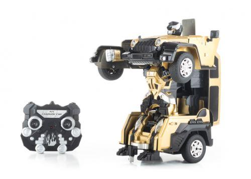 Hračka G21 R / C robot Gold Alien 690980 s diaľkovým ovládaním