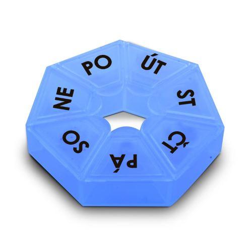 Box UH na lieky malý okrúhly ASS