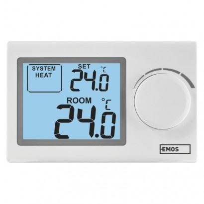EMOS Izbový termostat drôtový P5604
