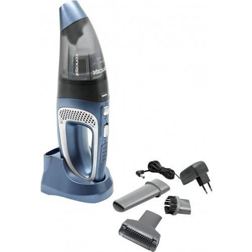 Ručný vysávač Concept Perfect Clean VP4330 modrý