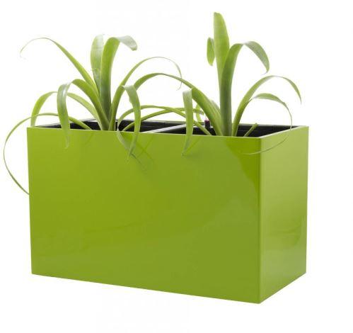 Samozavlažovací kvetináč G21 Combi zelený 56 cm 6392482
