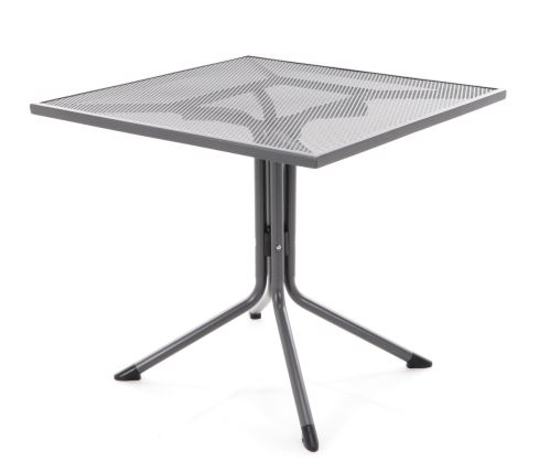 Kovový stôl MFG MEC-MESH 80 2601110503