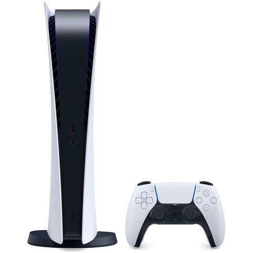 Sony PlayStation 5 Digital Edition + 2x DualSense ovladač