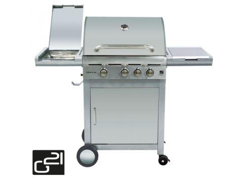 Plynový gril G21 California BBQ Premium line 4 horáky 6390305