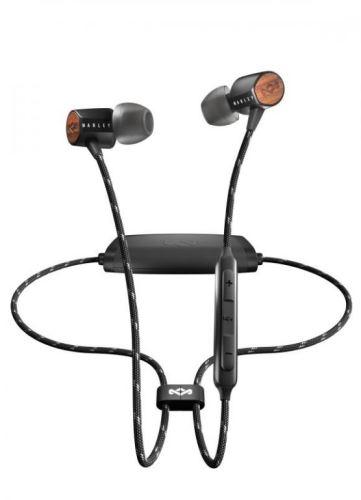 MARLEY bezdrôtové slúchadlá Uplift 2 Wireless BT - Signature Black čierna MA0172