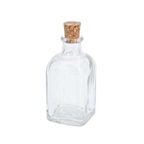 Orion Sklenená fľaša s korkovou zátkou 0,25l