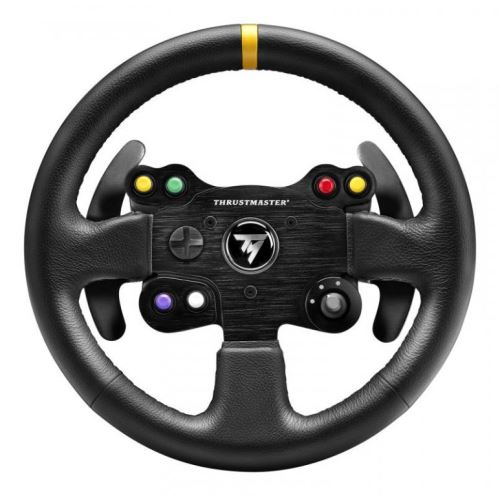 Thrustmaster Volant TM Leather 28 GT Add-On pro T300/T500/TX Ferrari 458 Italia